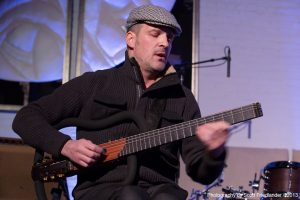 Wolfgang Muthspiel - Alternative Guitar Festival (3rd Annual) - ShapeShifter Lab 02-21-13