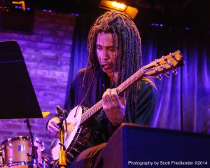 Brandon Ross: 01-19-14 SubCulture (2014 The Alternative Guitar Summit)