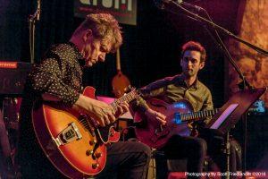 Nels Cline and Julian Lage: 05-11-16 DROM (2016 Alternative Guitar Summit)