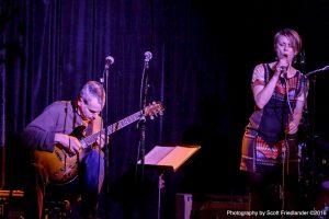 Ben Monder and Jo Lawry: 05-11-16 DROM (2016 Alternative Guitar Summit)