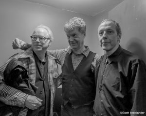 Joel Harrison, Nels Cline, and Bill Frisell: 03-10-17 (le) Poisson Rouge (2017 Alternative Guitar Summit)