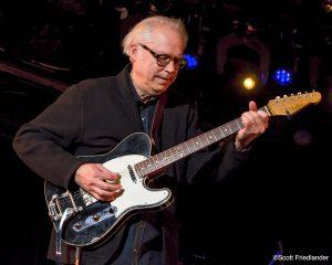 Bill Frisell: 03-10-17 (le) Poisson Rouge  (2017 Alternative Guitar Summit)