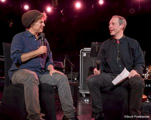 Joel Harrison and Pat Metheny: 03-10-17 (le) Poisson Rouge  (2017 Alternative Guitar Summit)