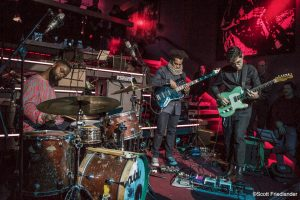 Rafiq Bhatia with Rahsaan Carter and Marcus Gilmore: 03-11-17 Nublu 151 (2017 Alternative Guitar Summit)