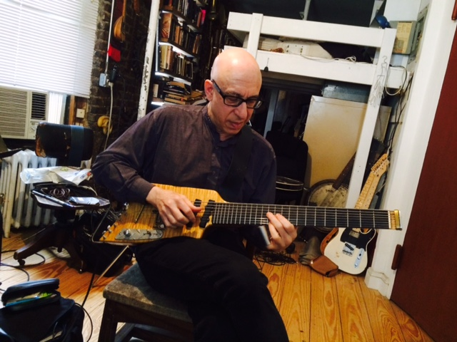 Episode 7: Elliott Sharp