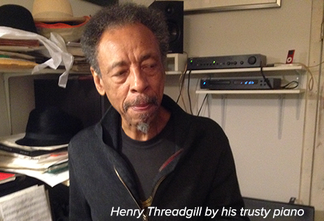 Episode 1: Henry Threadgill Part One