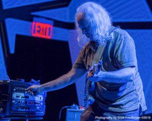 David Torn: 05-09-16 National Sawdust (2016 Alternative Guitar Summit)