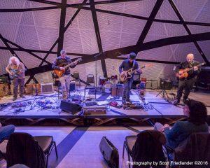 David Torn, Ben Monder, Anthony Pirog, and Elliott Sharp: 05-09-16 National Sawdust (2016 Alternative Guitar Summit)