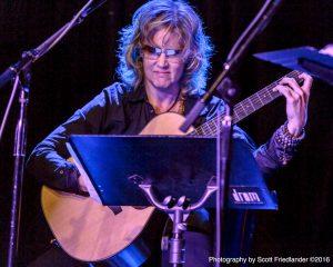 Sheryl Bailey: 05-11-16 DROM (2016 Alternative Guitar Summit)