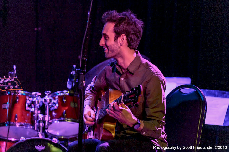 Julian Lage: 05-11-16 DROM (2016 Alternative Guitar Summit)