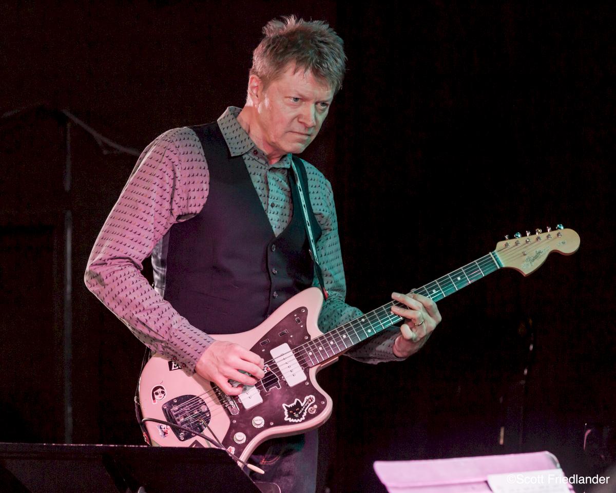 Nels Cline: 03-10-17 (le) Poisson Rouge  (2017 Alternative Guitar Summit)